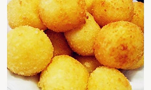 土豆奶酪球的做法