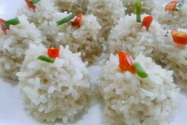 李孃孃爱厨房之——珍珠丸子的做法