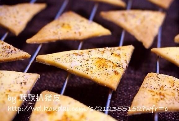 低脂小零嘴【香脆玉米片】