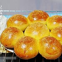 南瓜紫薯早餐包的做法图解11