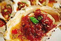 香辣蒜蓉烤生蚝的做法