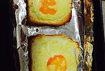烤奶酪鸡蛋吐司的做法