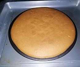 烤箱蛋糕无牛奶版的做法