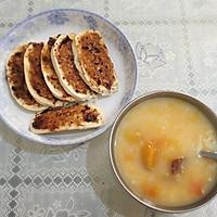超级美味早餐——蒜蓉烤馍片的做法图解7
