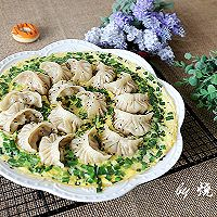 韭菜鸡蛋抱煎饺(附饺子包法)的做法图解25