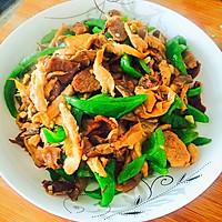 平菇小炒肉的做法图解10