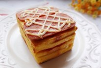 #换着花样吃早餐#早餐西多士的做法