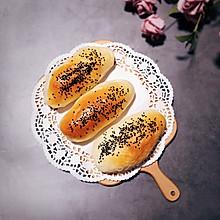 #硬核菜谱制作人#【酸奶】有雀斑的酸奶面包条