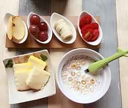 低脂减肥营养早餐1的做法