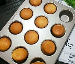 无油小蛋糕#熙悦食品低筋粉#的做法