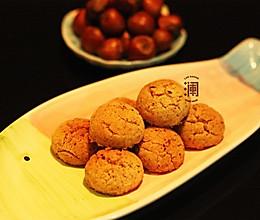 靖王最爱吃的榛子酥(浓香型、花生油黄油版)的做法