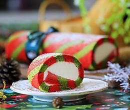 圣诞蛋糕卷的做法