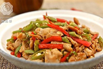 迷迭香美食|农家小炒肉