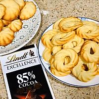 黄油曲奇饼干的做法图解7