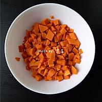 南瓜花生米糊#爱的暖胃季—美的智能破壁机料理#的做法图解2