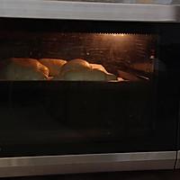 西式早餐——奶油面包卷的做法图解7