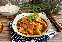 #我们约饭吧#土豆五花肉煲的做法