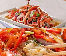 泰式豉油蒸鱼 | 低脂快手菜的做法