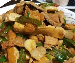 攸县香干小炒肉的做法