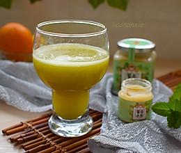 芹菜苹果蜂蜜饮的做法
