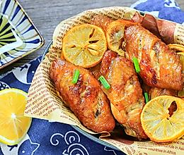 柠檬烤鸡翅的做法