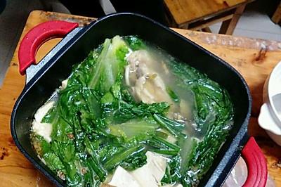 黄腊丁炖豆腐