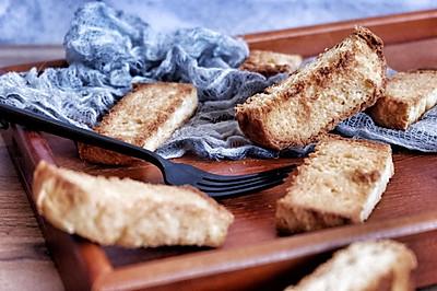 蜜糖黄油面包干