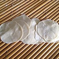 猪肉白菜木耳虾泥饺子的做法图解5