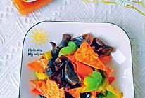 #太太乐鲜鸡汁玩转健康快手菜#家常豆腐好吃的秘密的做法