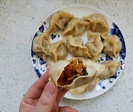 泡菜蒸饺的做法