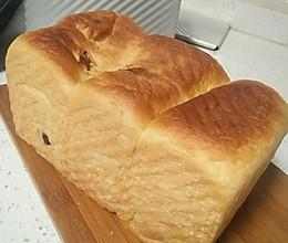 土司面包的做法