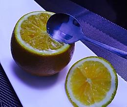 盐橙的做法