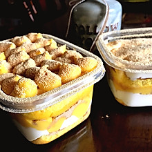 网红豆乳盒子蛋糕