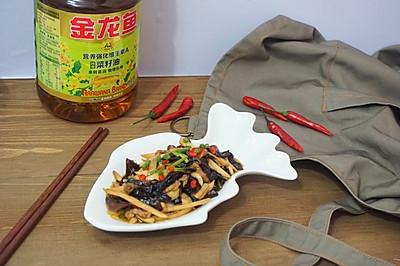 鱼香杏鲍菇