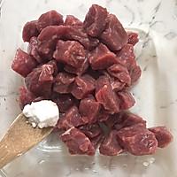 创意彩椒牛肉洋葱盅的做法图解4