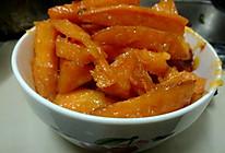 蜜浸红薯的做法