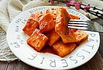 素食记~糖醋脆皮豆腐的做法