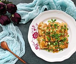#520,美食撩动TA的心!#蚝油焖嫩豆腐的做法