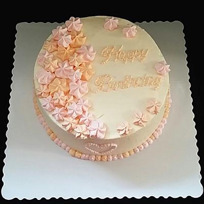 芒果奶油蛋糕【長帝烘焙節】