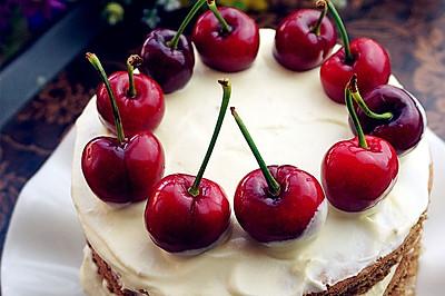 欧式裸蛋糕