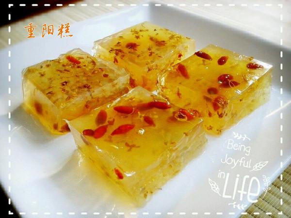 「重阳」桂花糕的做法
