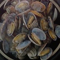 酒焗海蛤的做法图解4