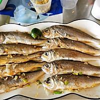 椒盐酥脆小黄鱼的做法图解3