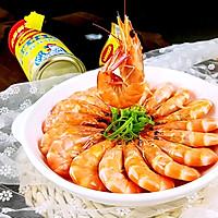 白灼虾#美食美刻 乐享美极#