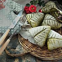 抹茶奶酪软欧面包#樱花味道#的做法图解14