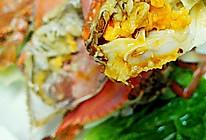 清蒸螃蟹#给父亲做道菜#的做法