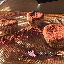 Cupcake | 红丝绒蛋糕 #发现粗食之美#