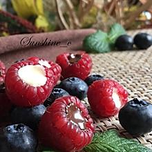 树莓巧克力
