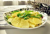 尖椒土豆片的做法