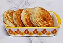 家庭版香酥葱油饼,外皮酥的掉渣,内里层次分明软嫩,零失败!的做法